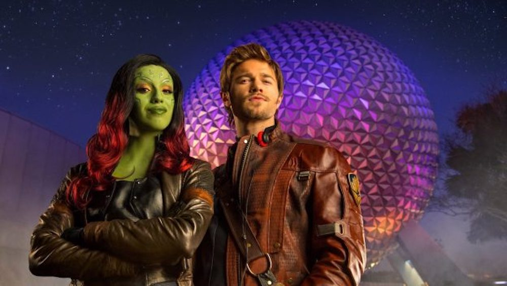 'Guardians of the Galaxy – Awesome Mix Live!' Begins June 9 at Epcot