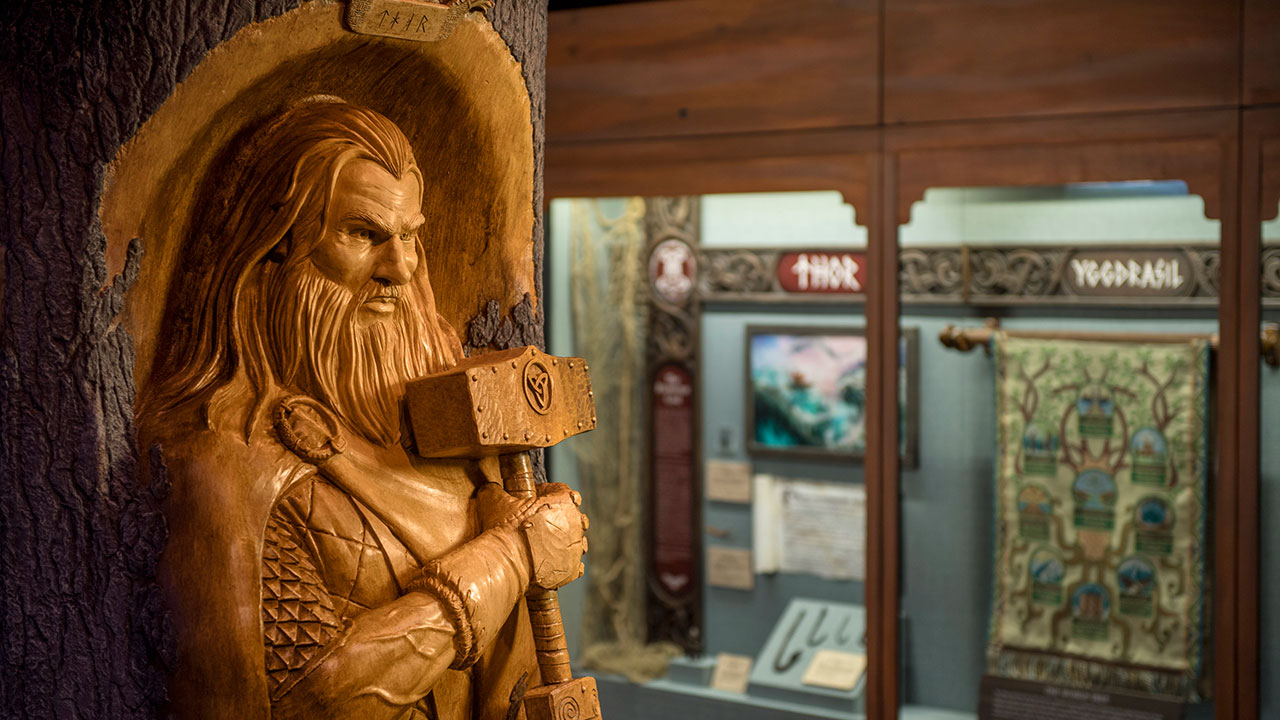 'Gods of the Vikings' Exhibit Debuts This Weekend In Norway at Epcot