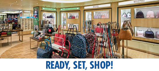 NEW CARNIVAL HORIZON TAKES CRUISE RETAIL OFFERINGS TO THE NEXT LEVEL WITH MOST EXPANSIVE SHOPPING SPACE IN THE FLEET