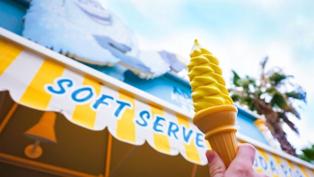 Adorable Snowman Frosted Treats Now Open at Disney California Adventure Park