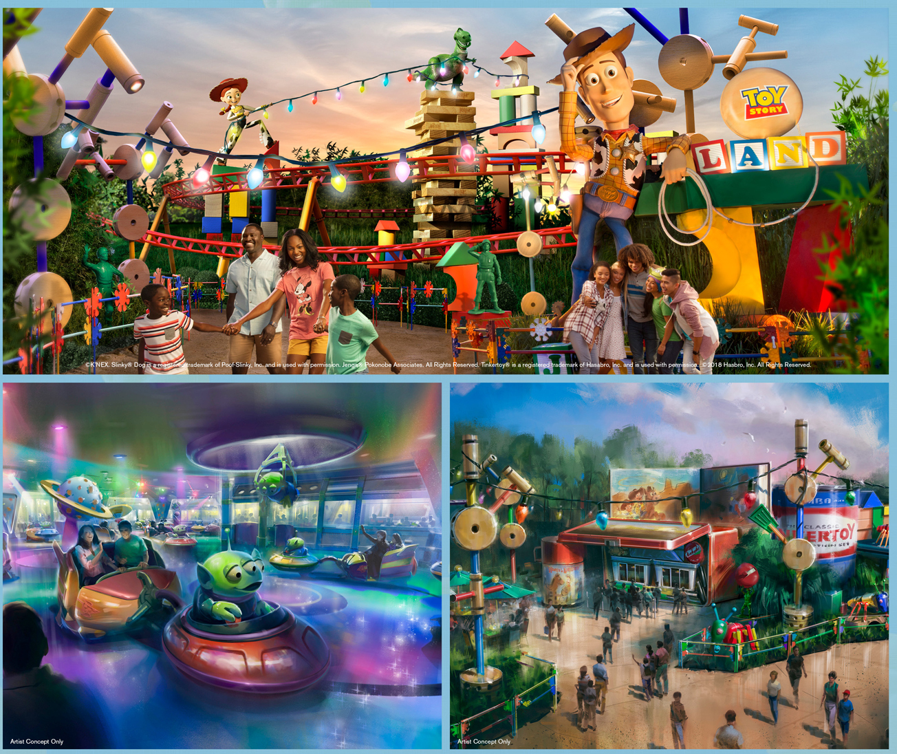 Win a 4 Night / 5 Day Walt Disney World Vacation in the Box Lunch Toy Story Land Giveaway!