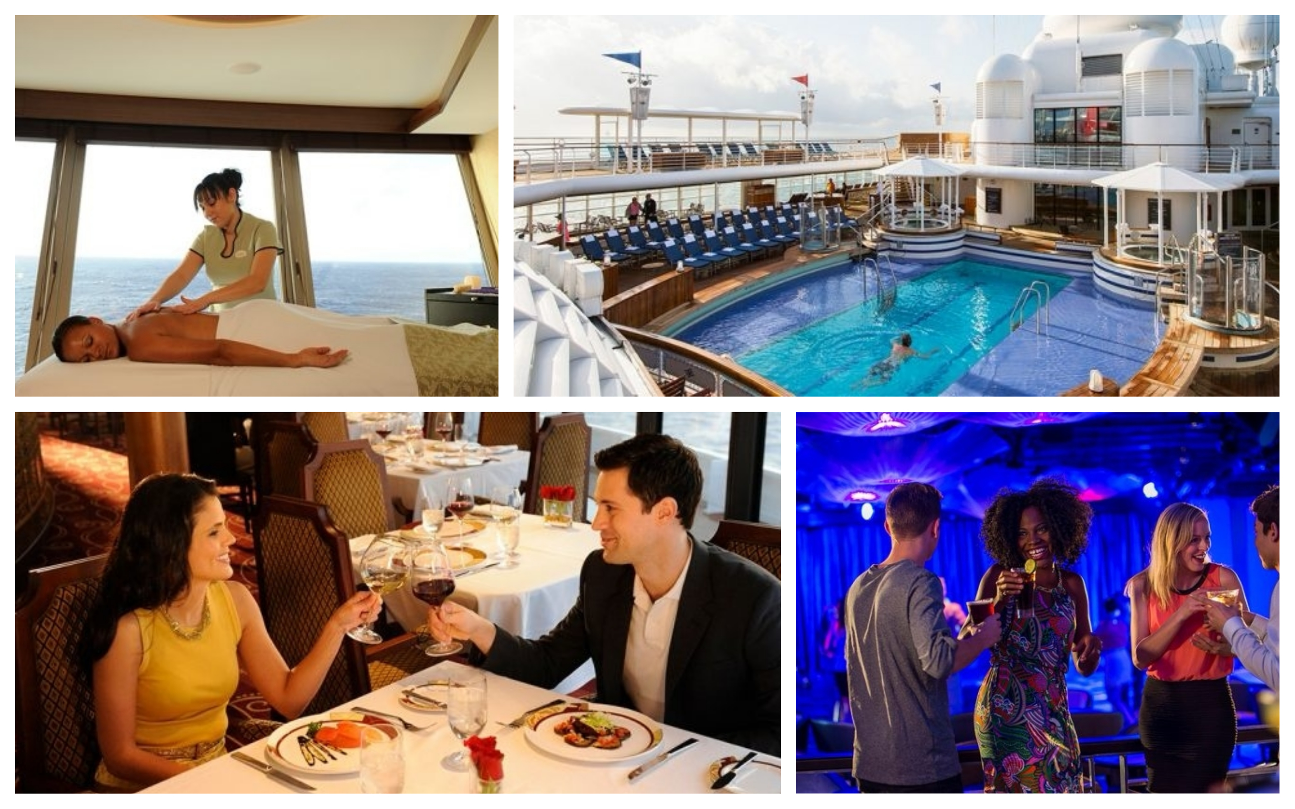Great Ways for Adults to Enjoy Disney Cruise Line