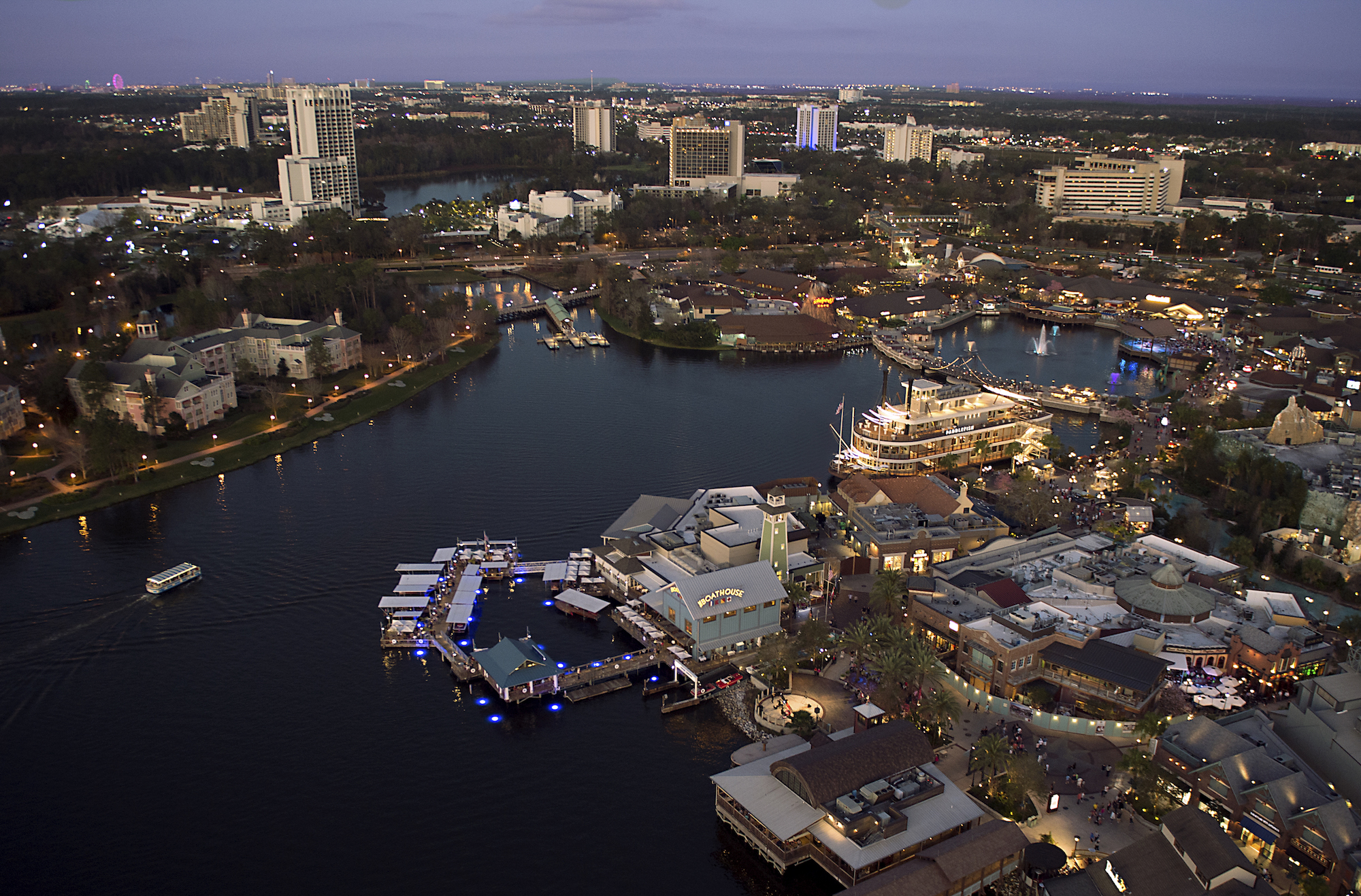 Disney Springs Resort Area Hotels to Continue Offering Select Disney Resort Hotel Benefits Throughout 2019