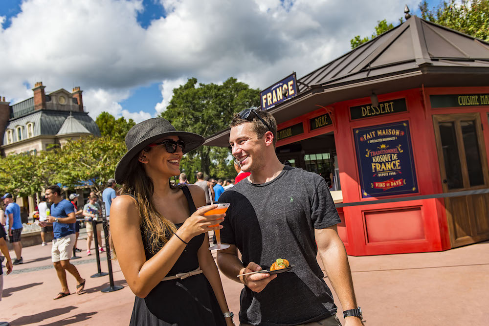 The Ultimate Foodie's Guide to Epcot International Food & Wine Festival 2018