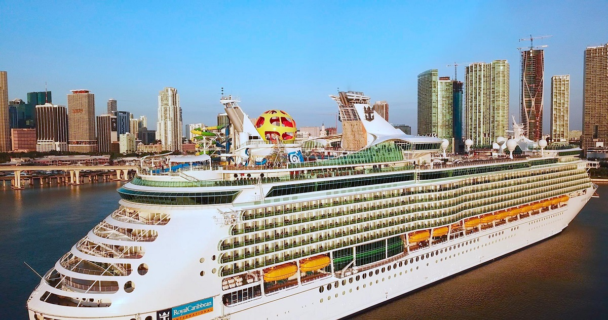 """Royal Caribbean Ups The Bar With $120 Million 'Mariner of the Seas"""" Makeover"""