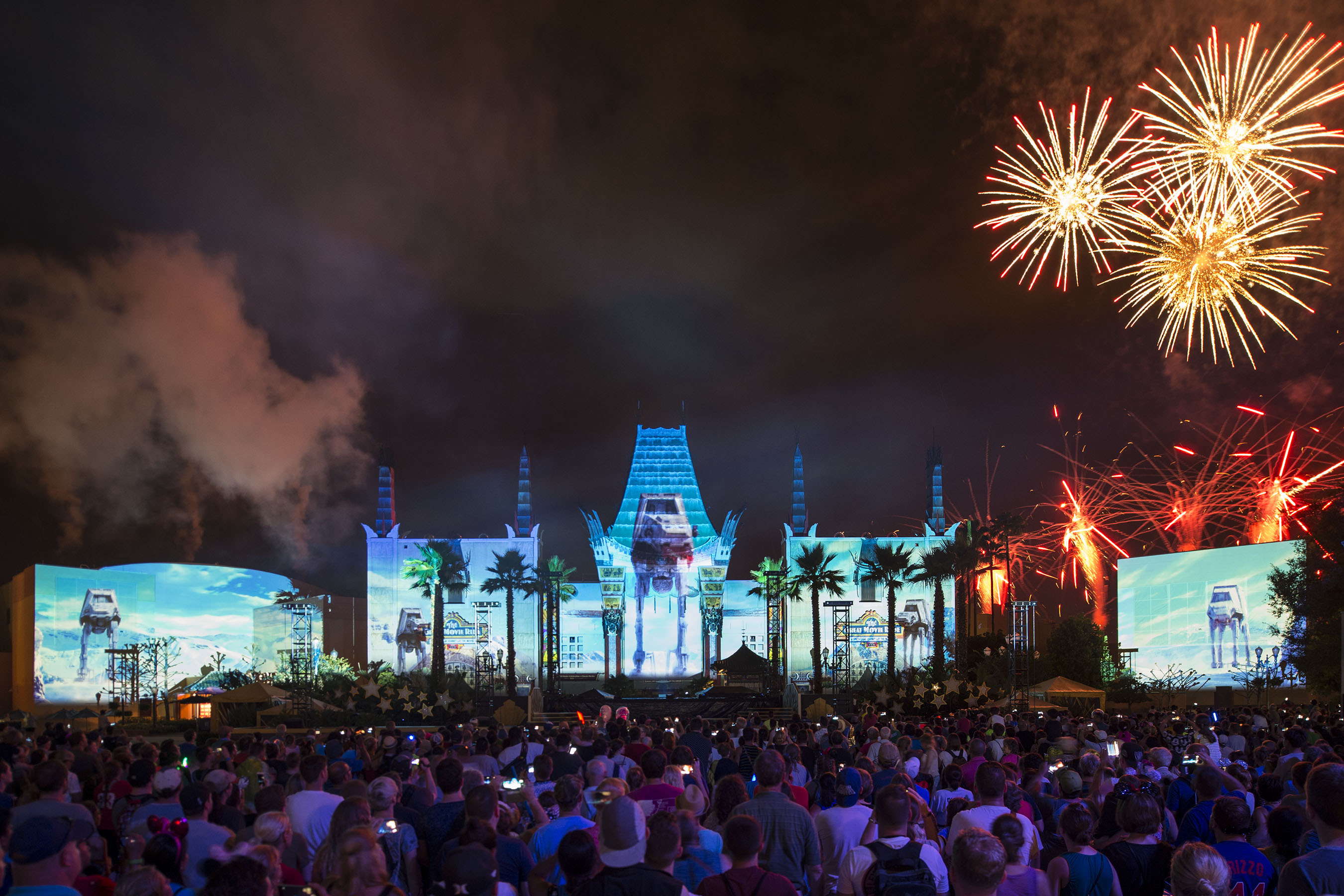 Star Wars: A Galactic Spectacular Dessert Party at Disney's Hollywood Studios®.