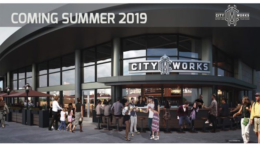 City Works Eatery & Pour House Opening Summer 2019 at Disney Springs