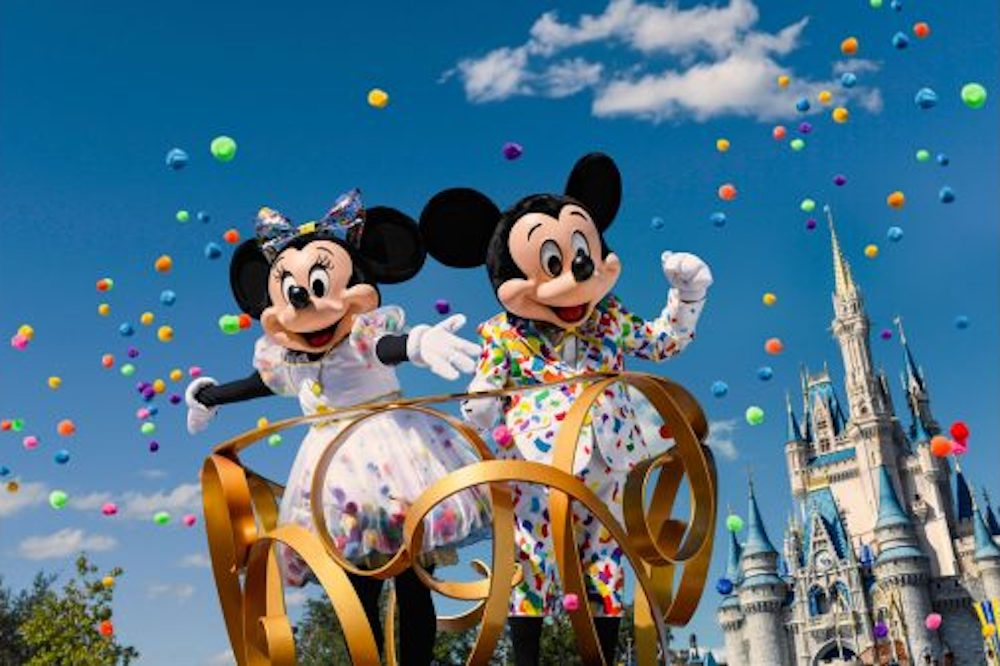 First Look at Mickey & Minnie's Fun New Celebration Outfits