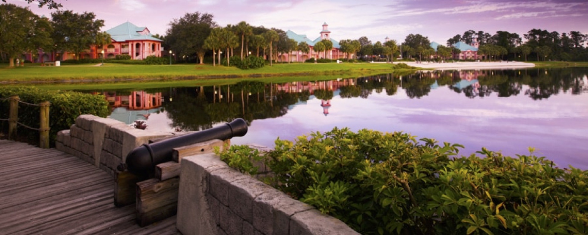 'The Unsolved Mysteries of Barefoot Bay' at Disney's Caribbean Beach Resort