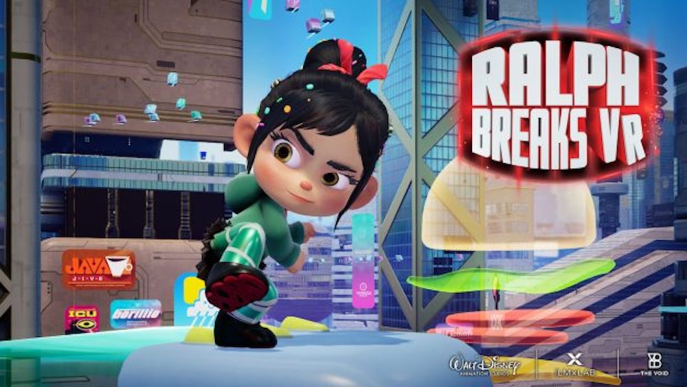 Tickets Now Available for 'Ralph Breaks VR' Hyper-Reality Experience at Disney Springs, Downtown Disney District