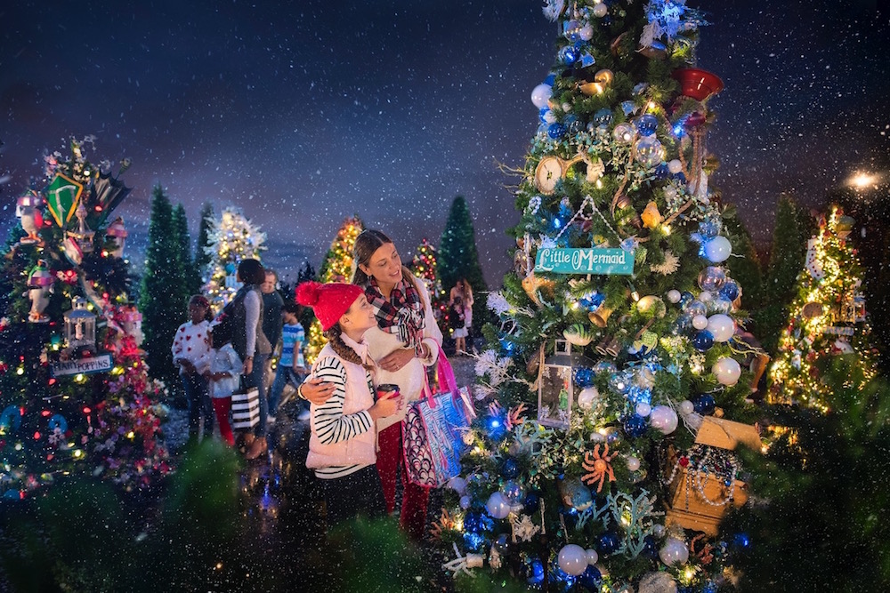 Remember to Check Out Disney Springs for Some Special Events, Shopping, and Dining During This Holiday Season!