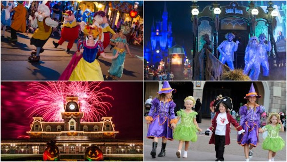 Tickets Now On Sale for Mickey's Not-So-Scary Halloween Party