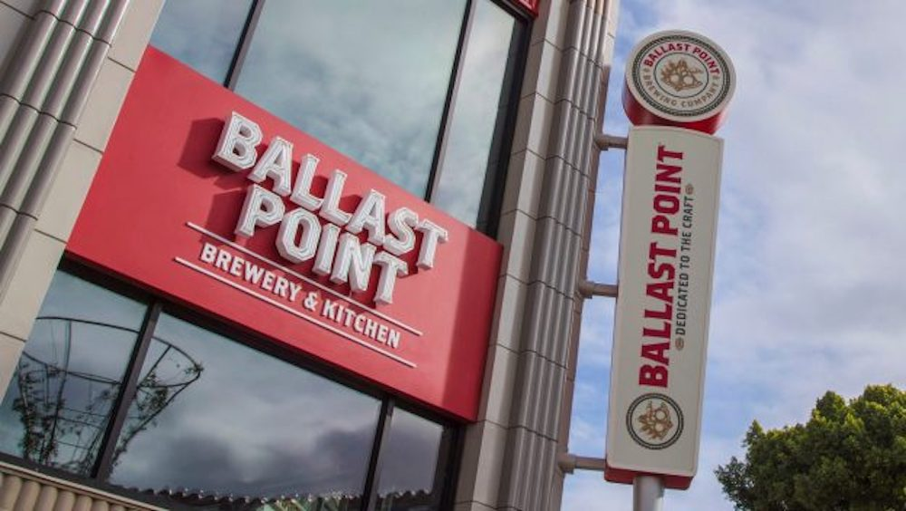 Ballast Point, First-Ever Brewery in the Downtown Disney District, Opening Soon at the Disneyland Resort