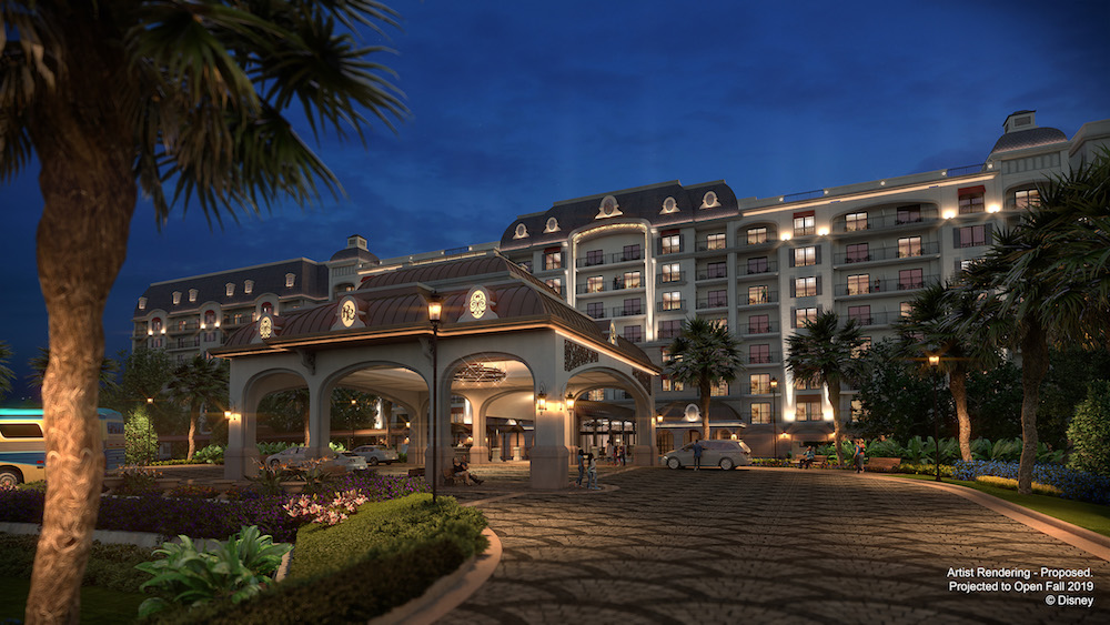 Now Accepting Reservations – Disney's Riviera Resort