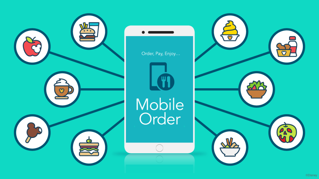 Mobile Order Experience Introduces New and Enhanced Look for Guests at Disneyland Resort and Walt Disney World Resort