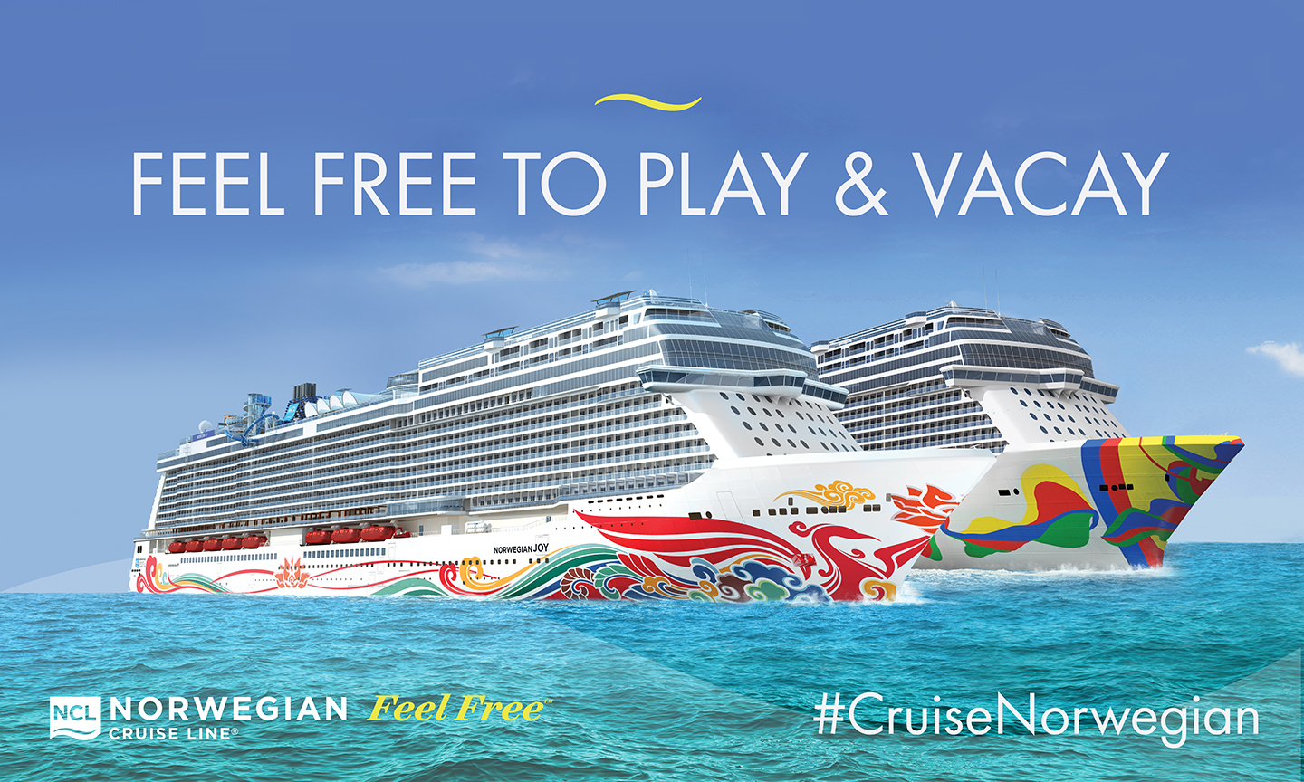 Norwegian Cruise Line Gives Away Cruises During CBS Sports' Telecast of Super Bowl LIII