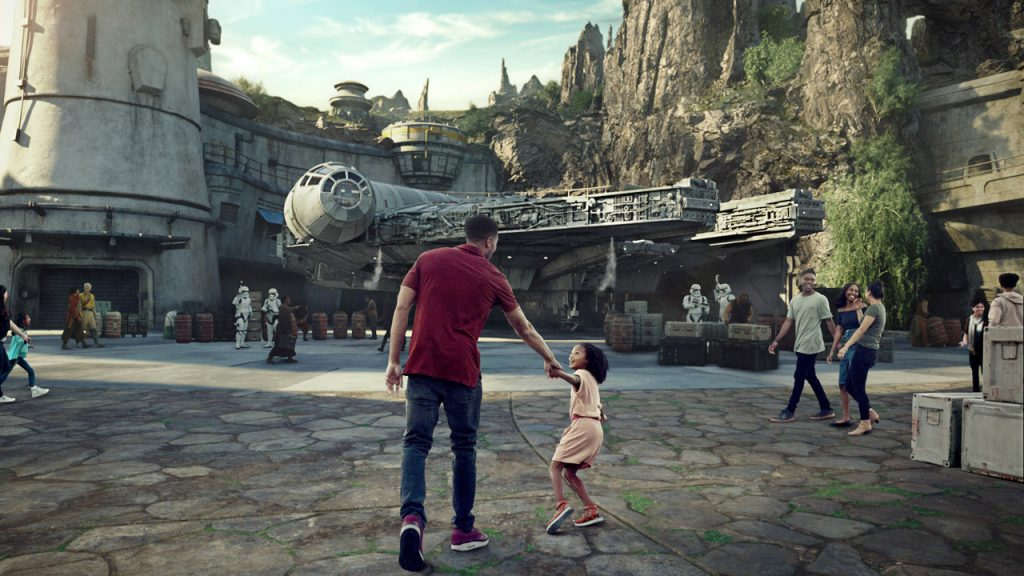 Additional Details for Star Wars: Galaxy's Edge, Opening May 31 at Disneyland Resort, August 29 at Disney's Hollywood Studios