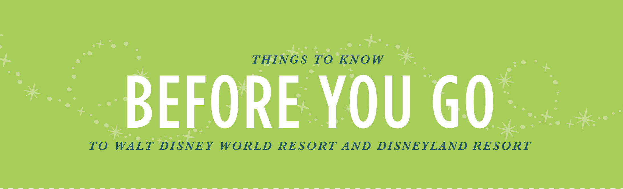 Disney Parks Policy Changes for Your Next Park Visit