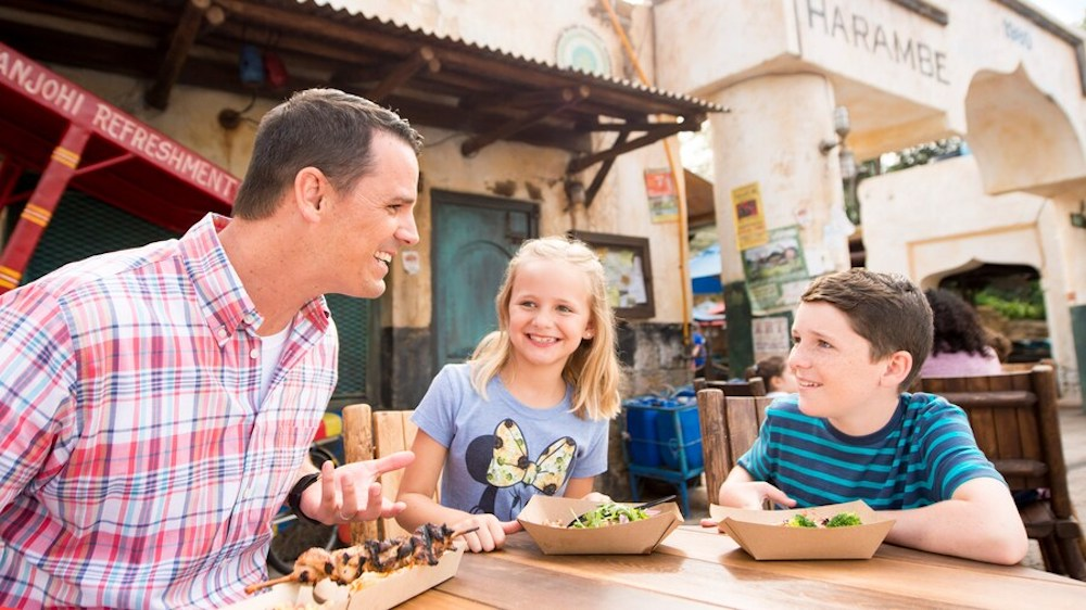 Walt Disney World Resort Releases One Free Quick Service Meal Per Day Promo For Summer 2019