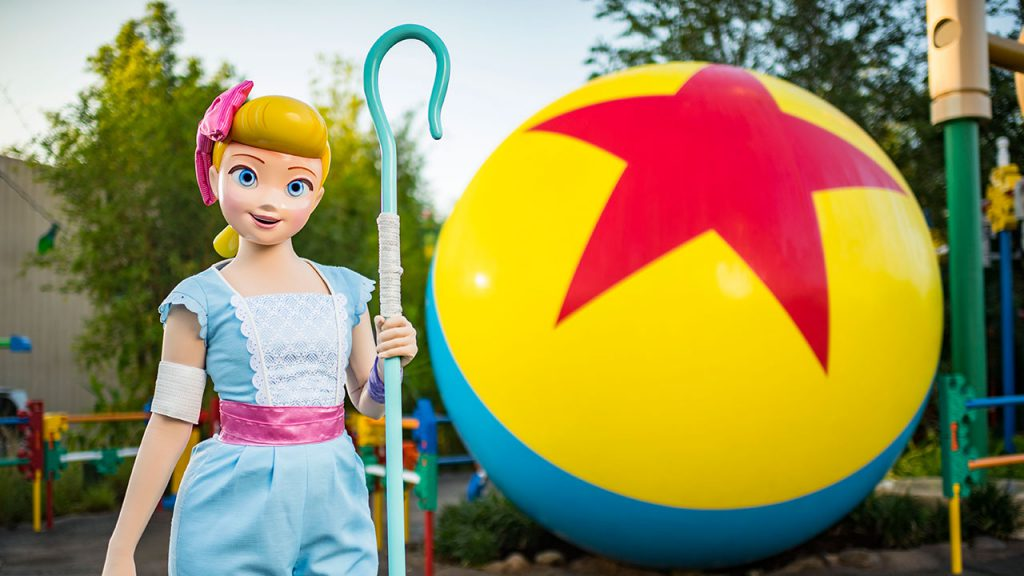 Bo Peep Is on Her Way to Disney Parks!