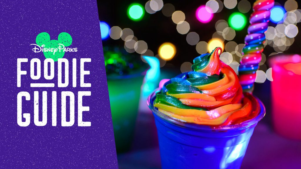 Foodie Guide to H2O Glow Nights at Disney's Typhoon Lagoon
