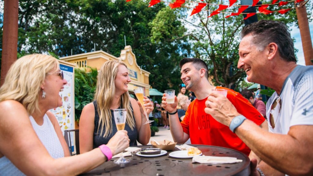 Get Ready to Eat, Sip, Repeat! Only 3 Months Until the Epcot International Food & Wine Festival Begins Aug. 29