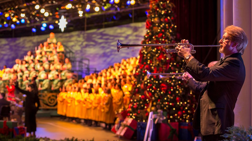 Candlelight Processional Narrators Announced for Select Dates During 2019 Epcot International Festival of the Holidays