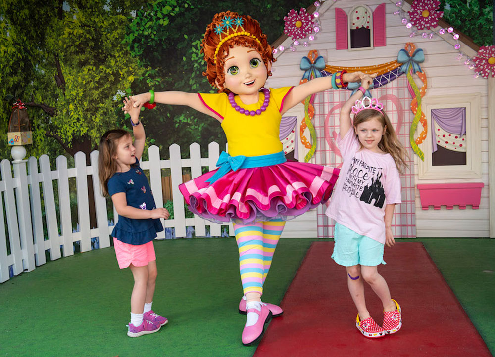 'Fantastique' Ways For You To Experience Disney Junior's 'Fancy Nancy' at Disney's Hollywood Studios Includes New Merchandise, Breakfast-Time Fun