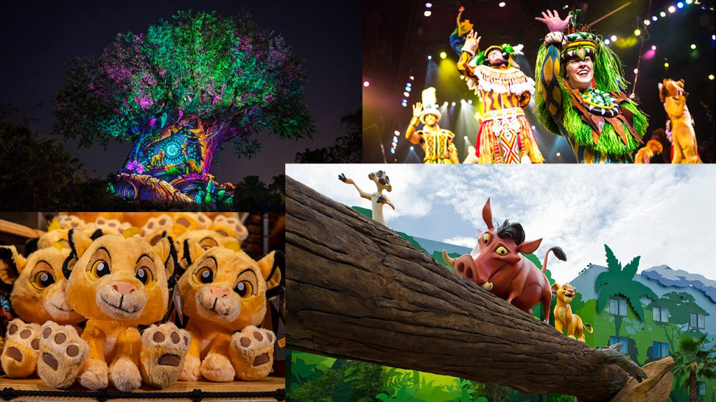 Seven Must-Try Disney's 'The Lion King' Experiences You Can Enjoy At Walt Disney World
