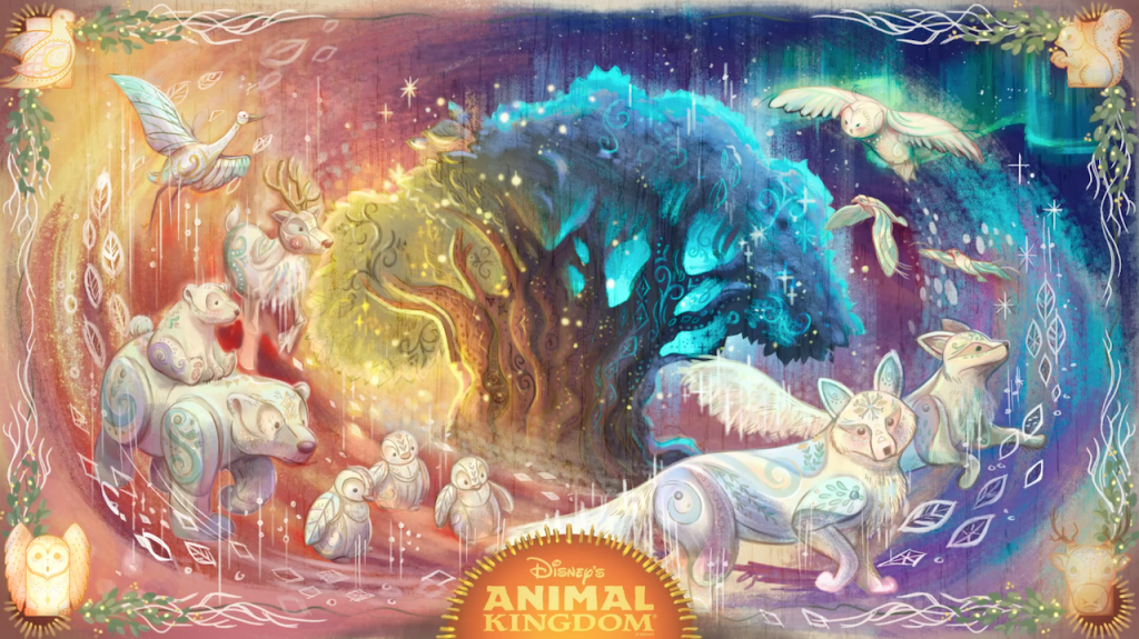 A Magical New Holiday Experience is Coming to Disney's Animal Kingdom !