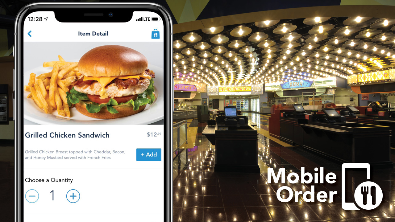 Mobile Order Service Now Available at Additional Disney Resort Hotel Food & Beverage Locations