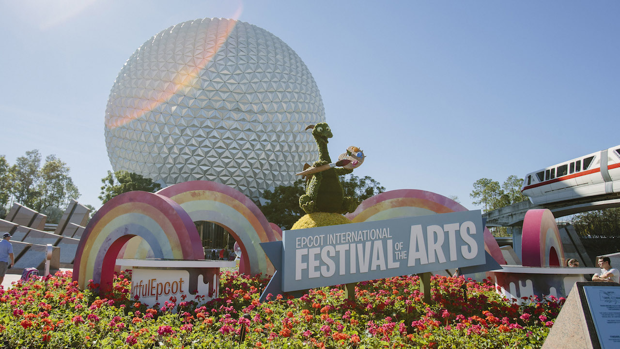Epcot International Festival of the Arts Returns to Epcot Jan. 17-Feb. 24, 2020