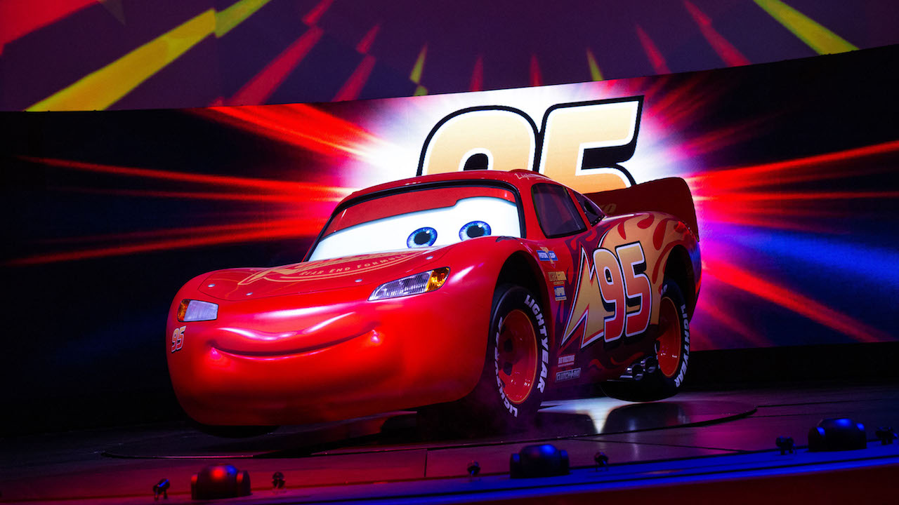 Visit Piston Cup Champ During Lightning McQueen Day at Disney's Hollywood Studios