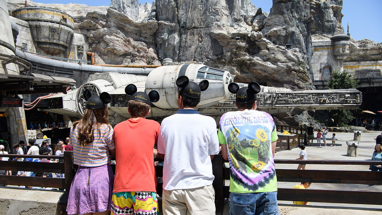Tune In All Week for Star Wars: Galaxy's Edge Takeover Across the Disney Family of Television Networks