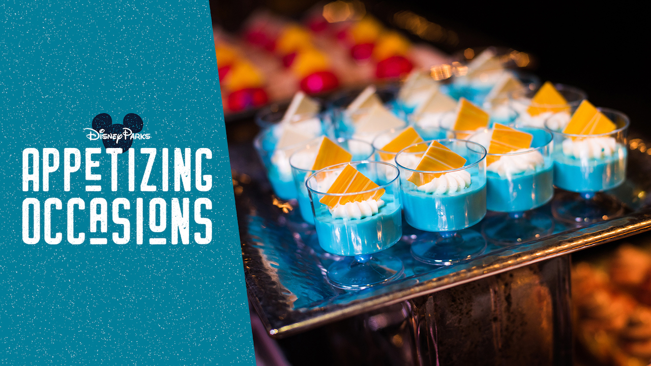 Walt Disney World Resort Appetizing Occasions: Delicious Dessert Parties !!!