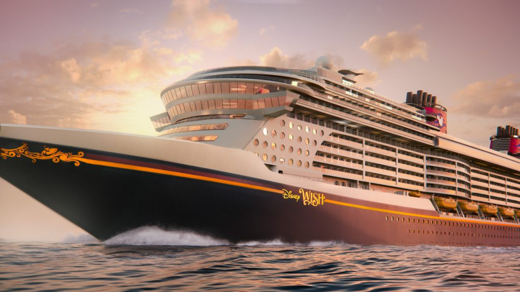 What We Know About Disney Cruise Line's Upcoming 5th Ship – The Disney Wish!