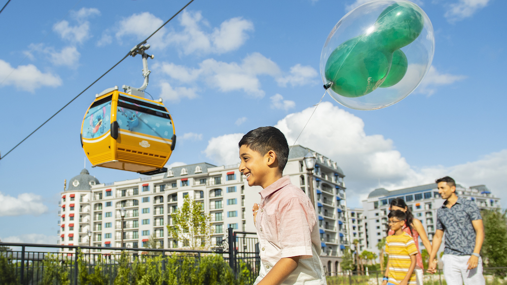 Bask in the Sun & Fun – Save Up to 25% on Rooms at a Disney Resort Hotel This Spring and Summer