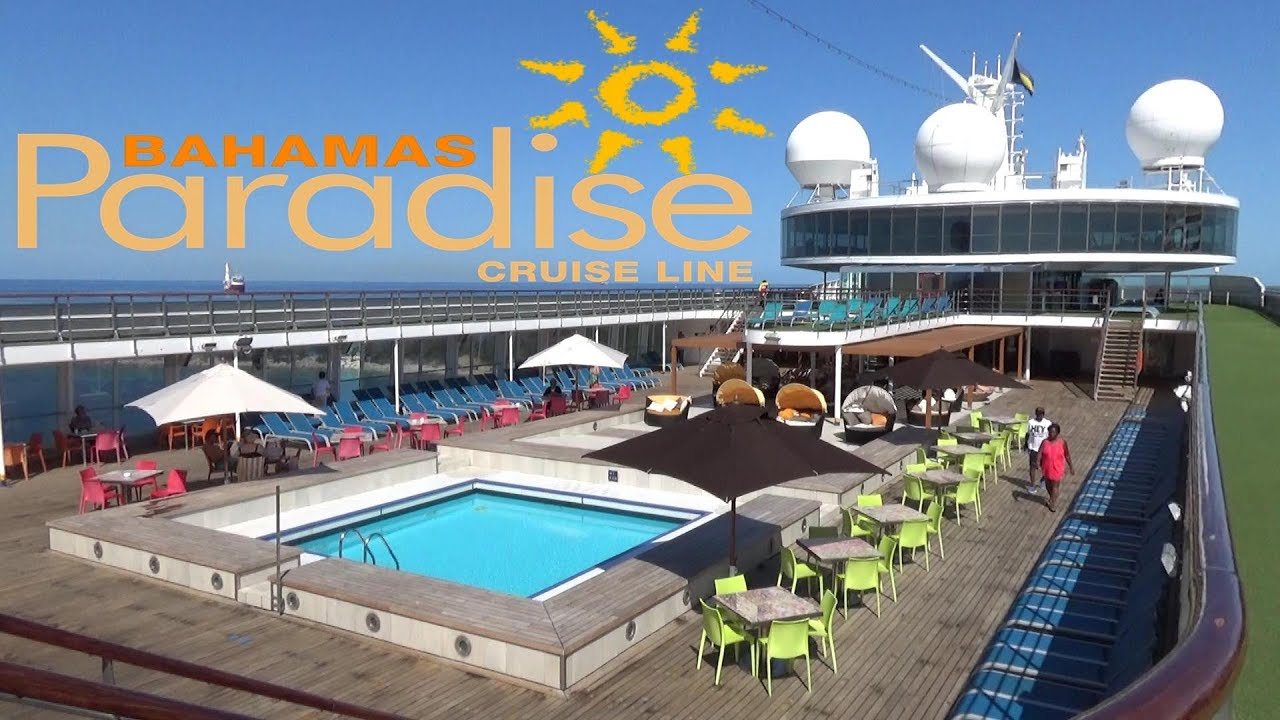 Bahamas Paradise Cruises Roaring Perks For Two Special!