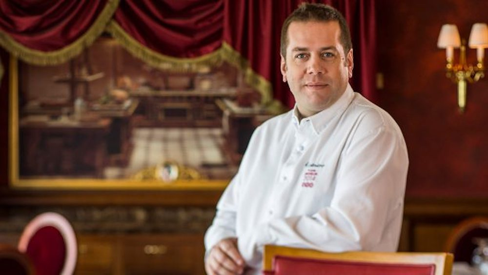 Disney Cruise Line's Remy Chef Honored as One of World's 10 Best