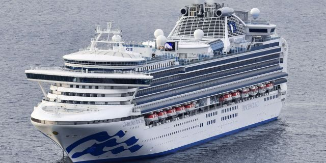 Princess Cruises Diamond Princess To Be Quarantined For 2 Weeks with 3700 Aboard
