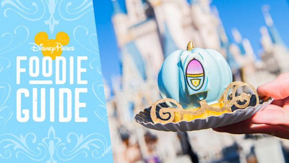 Disney's Official Foodie Guide to Cinderella-Themed Treats at Disney Parks