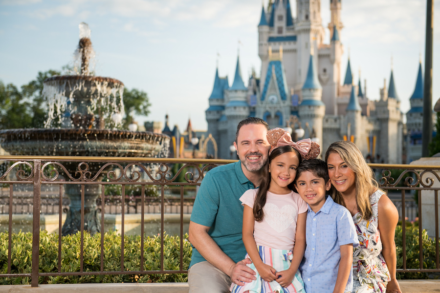 "Walt Disney World Introduces ""Capture Your Moment"", A New Disney Parks Photo Experience at Magic Kingdom Park"