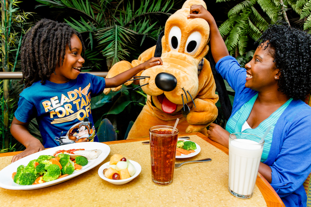 New Disney Dining Plan Plus Introduced at the Walt Disney World Resort