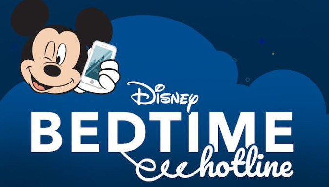 Disney Bedtime Hotline Returns for a Limited Time – #DisneyMagicMoments