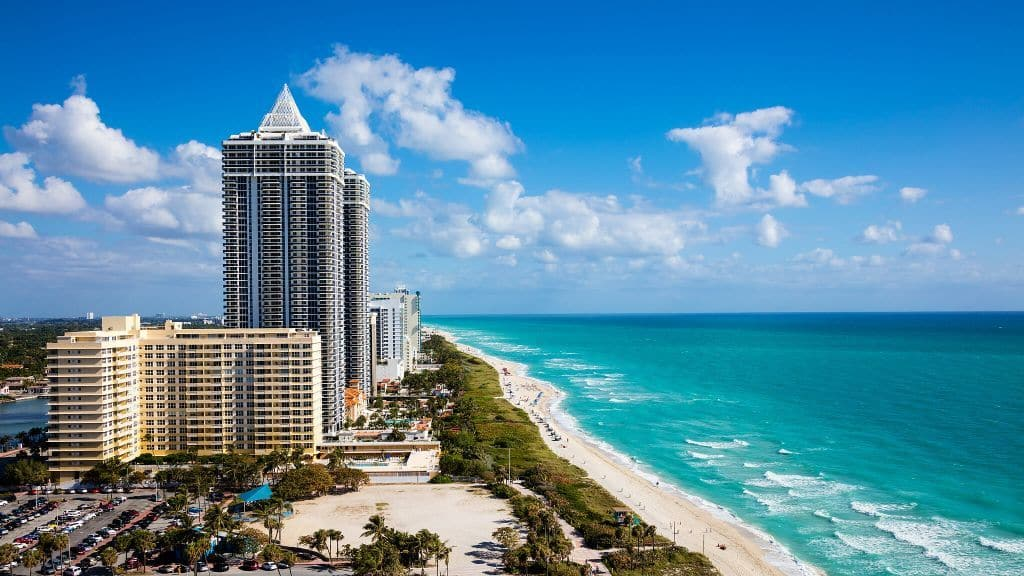 The Beaches of Miami Are Calling To You!