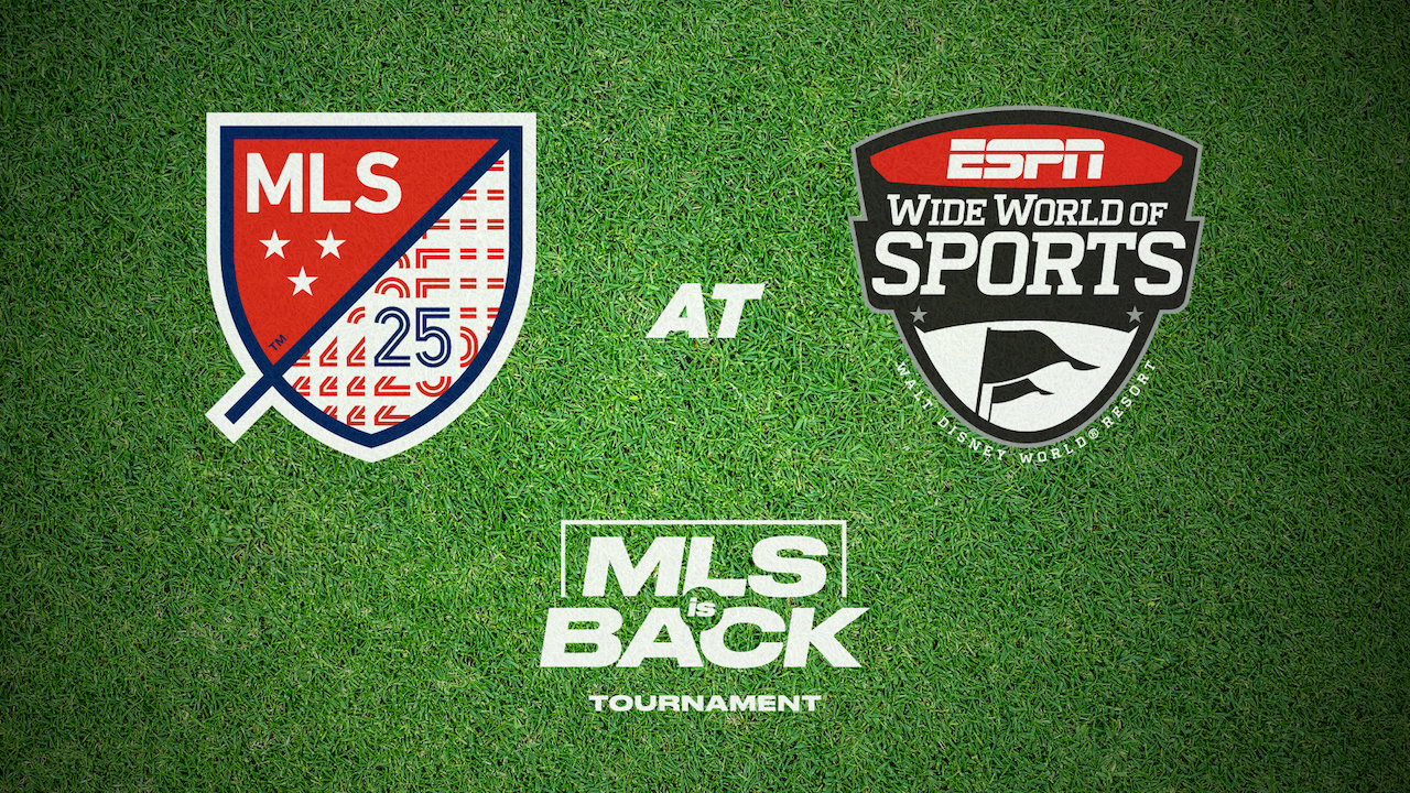 ESPN Wide World of Sports Complex Welcomes Back Major League Soccer, Hosting MLS is Back Tournament – Players To Stay at The Walt Disney World Resort Swan & Dolphin Hotels