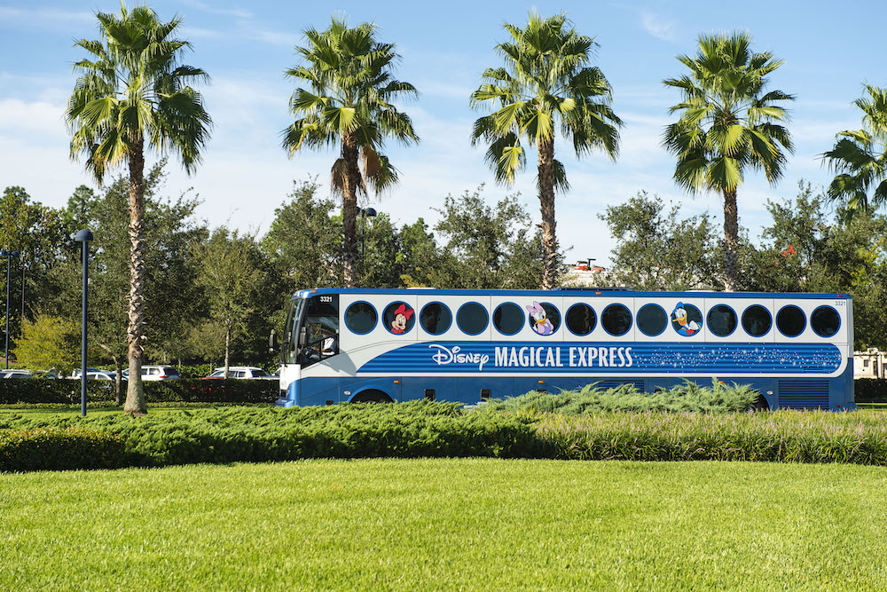 BREAKING NEWS: Walt Disney World Resort Retiring Disney's Magical Express Service Beginning January 1, 2022!