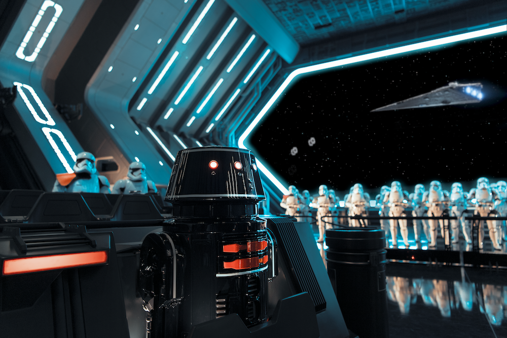 Star Wars: Rise of the Resistance at Disney's Hollywood Studios – Virtual Queue Update