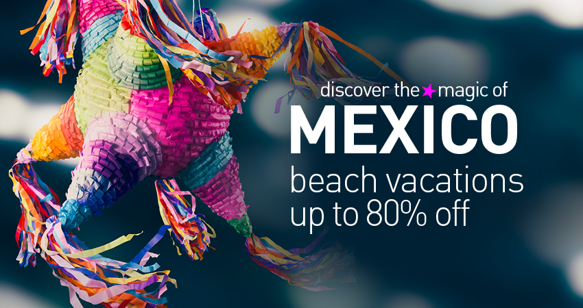 Discover the Magic of Mexico with Destinations with Character & Vacation Express