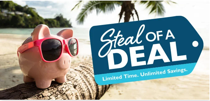 """Fantastic """"Steal Of A Deals"""" From Apple Vacations & AMResorts"""